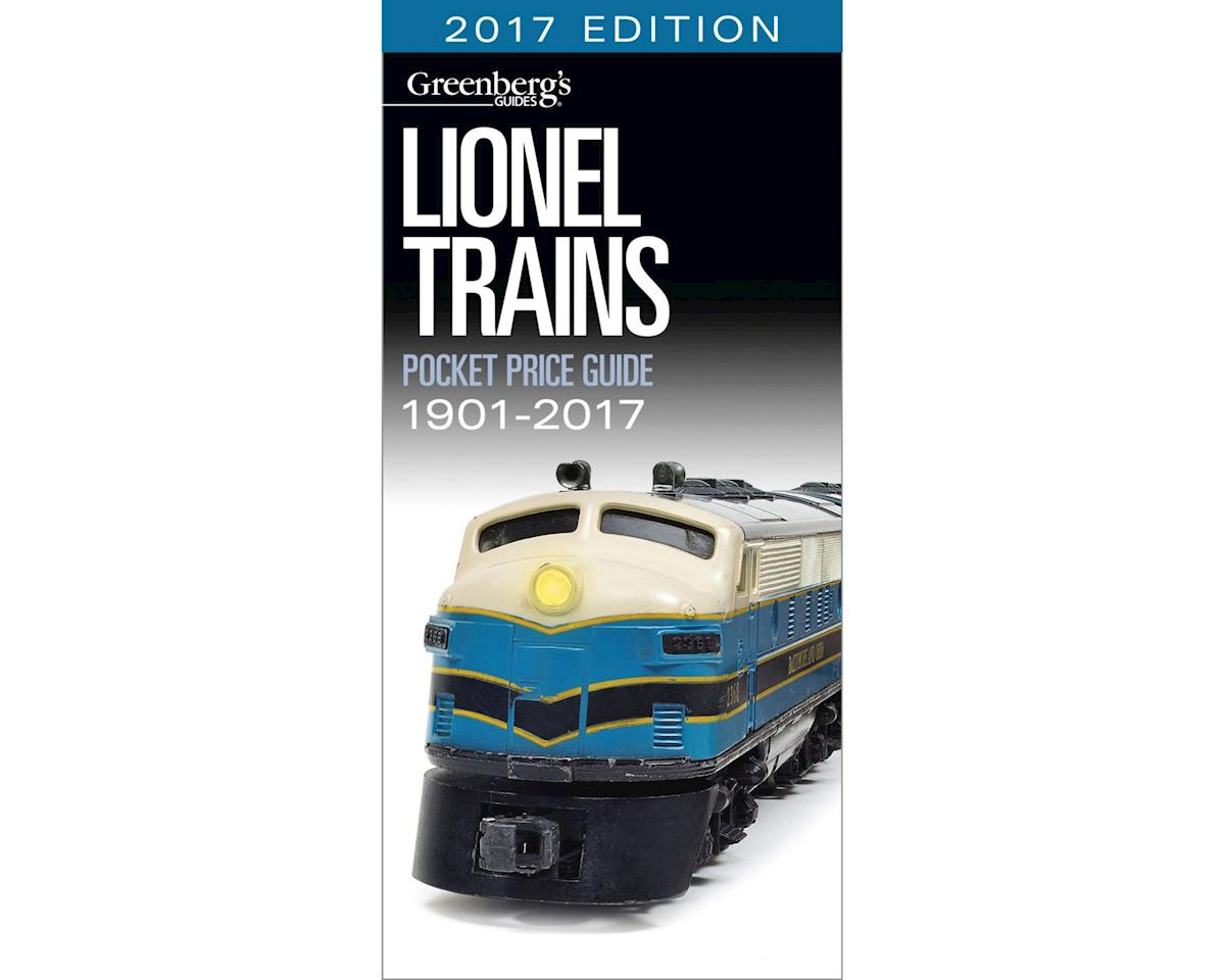 Lionel Pocket Price Guide 1901 - 2017 by Kalmbach Publishing