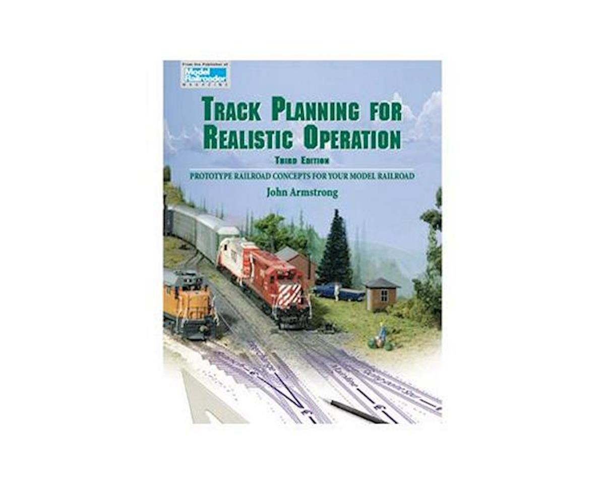 Kalmbach Publishing Track Planning for Realistic Operation 3rd Edition