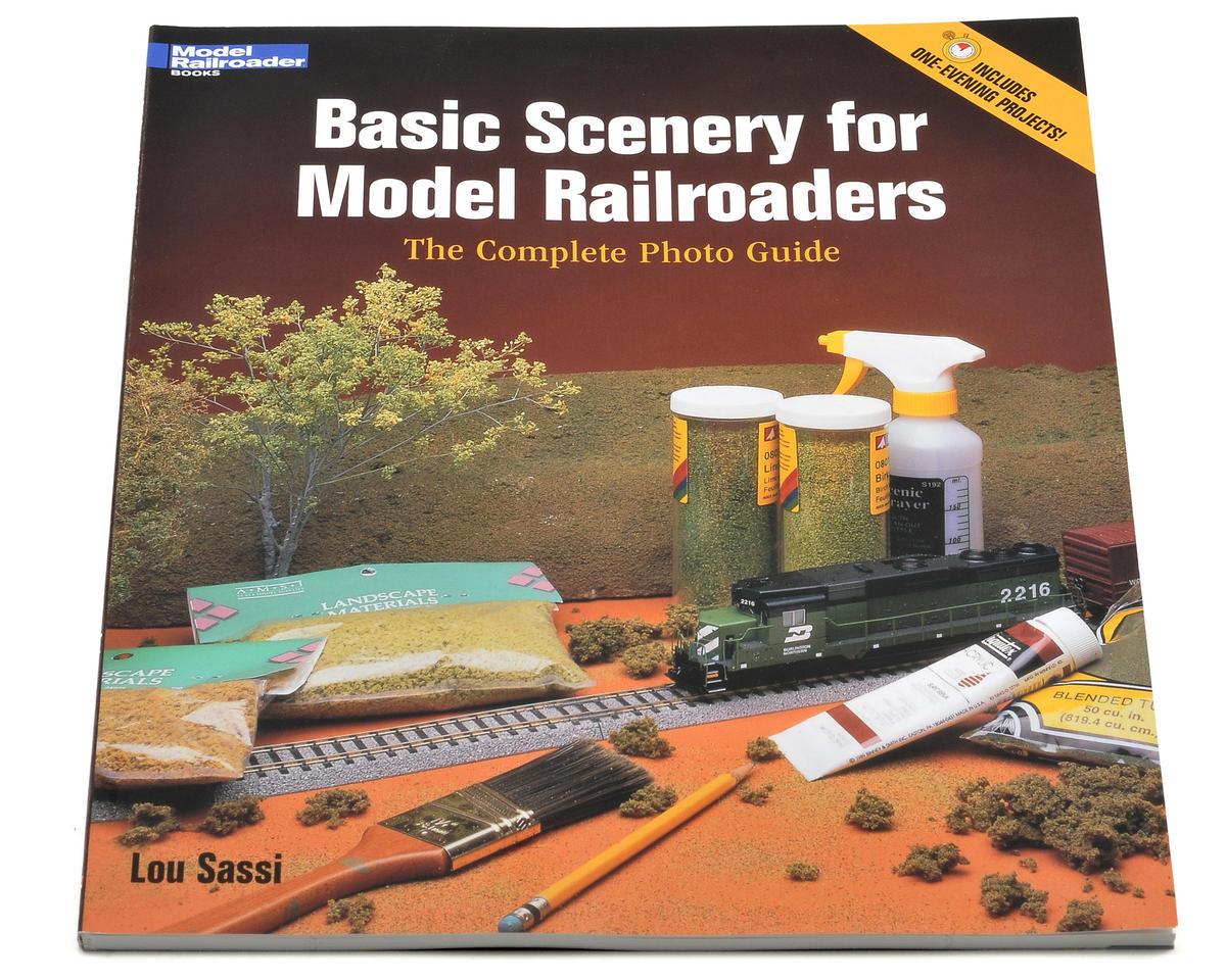 Kalmbach Publishing Basic Scenery For Model Railroaders