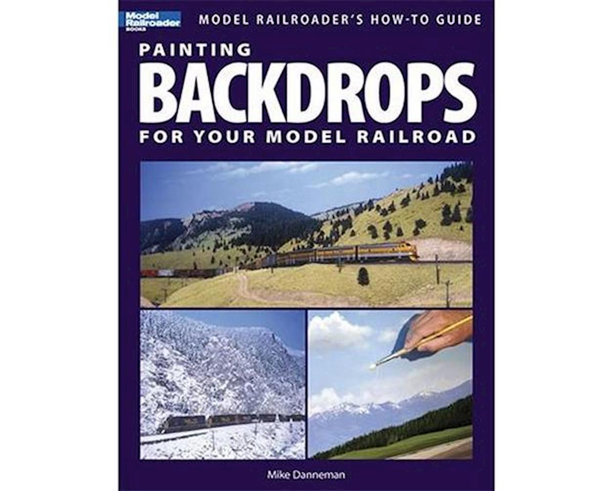 Kalmbach Publishing Painting Backdrops: Model RR