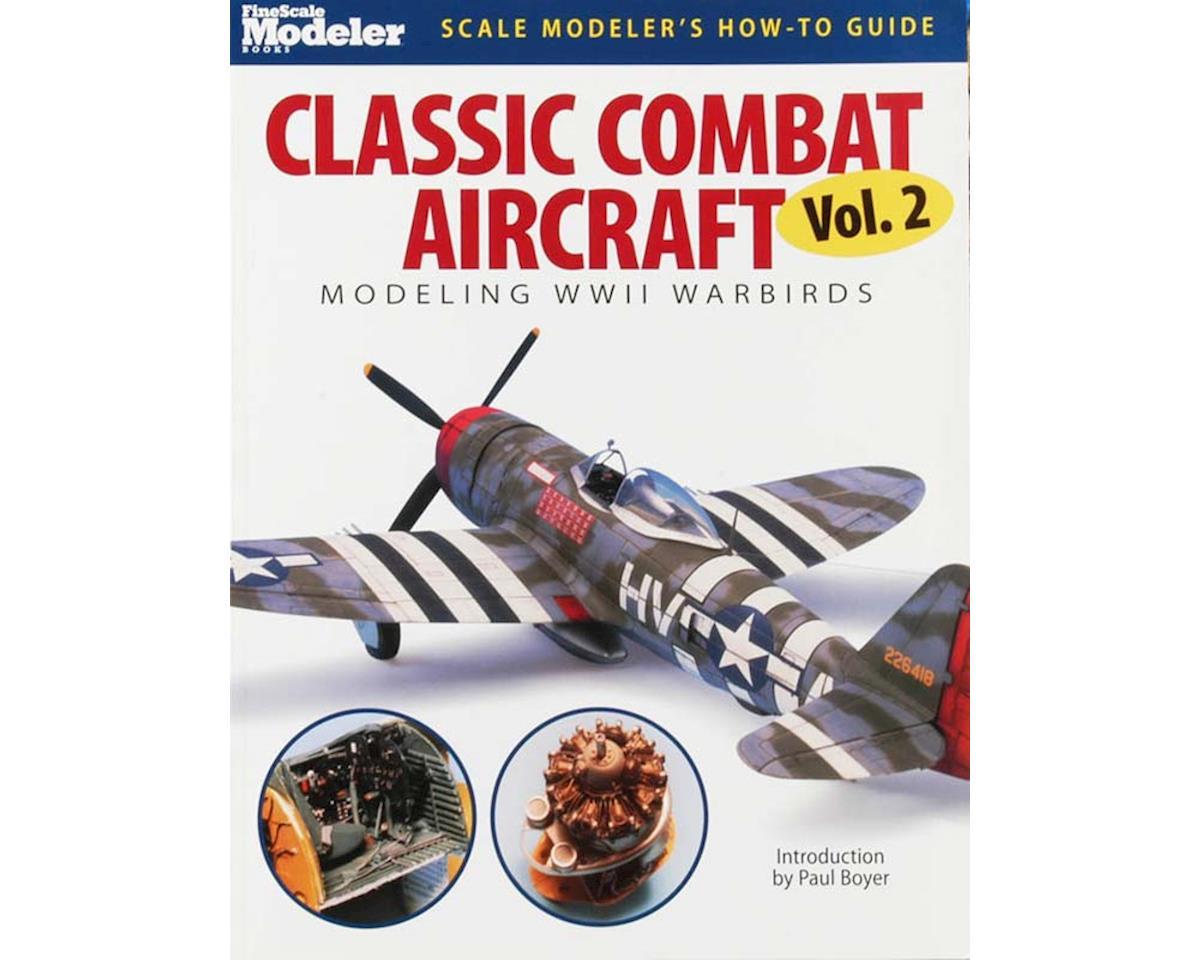 12431 Classic Combat Aircraft Volume 2 WWII Warbirds
