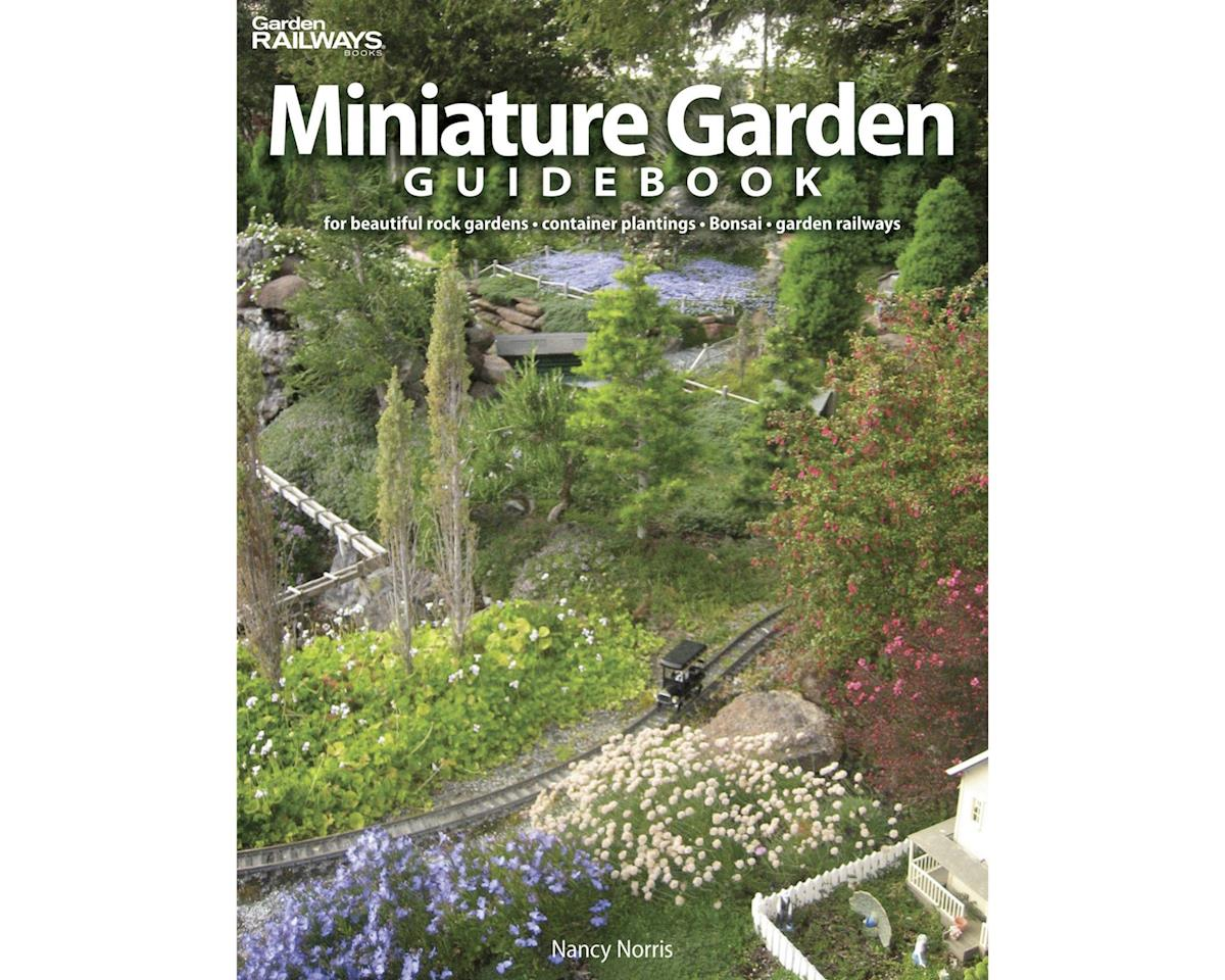Kalmbach Publishing Miniature Garden Guidebook
