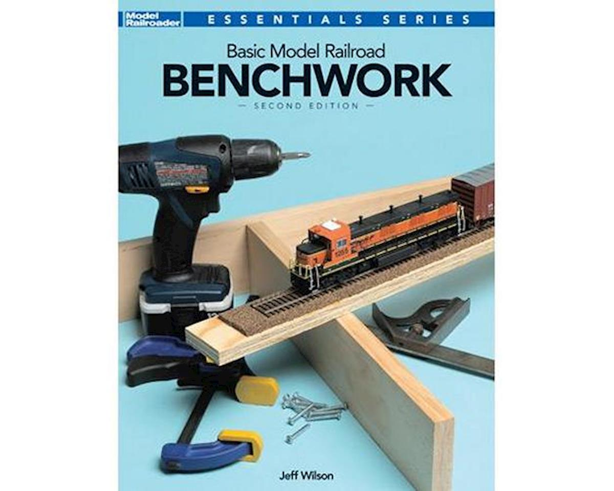 Kalmbach Publishing Basic ModelRailroading Benchwork, 2nd Edition