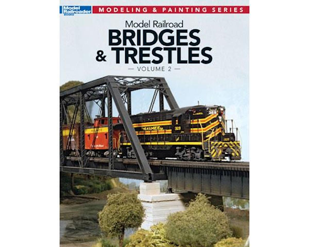 Kalmbach Publishing Modeling & Painting Model Railroad Bridges & Trest