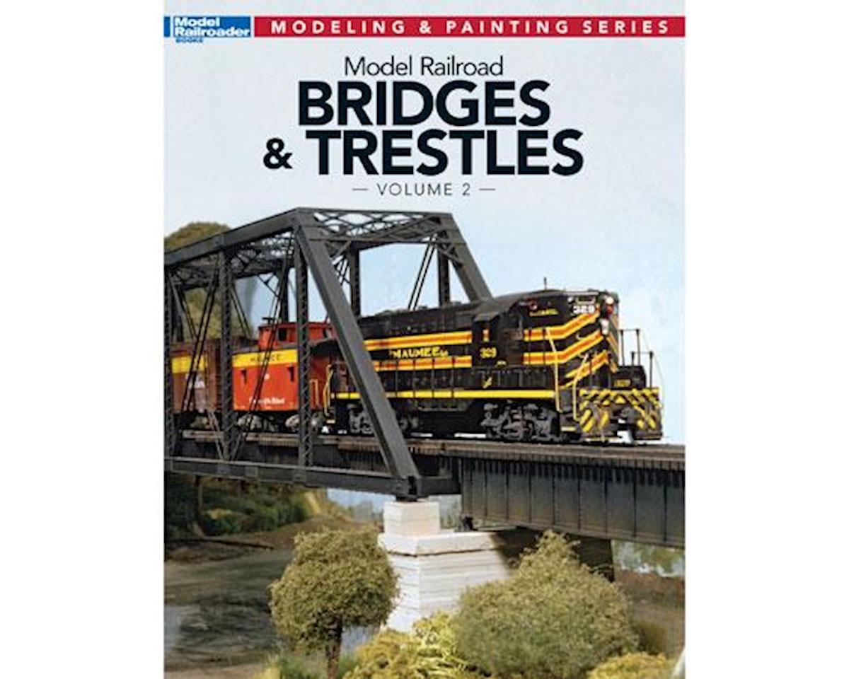 Kalmbach Publishing Model Railroad Bridges and Trestles, Version 2