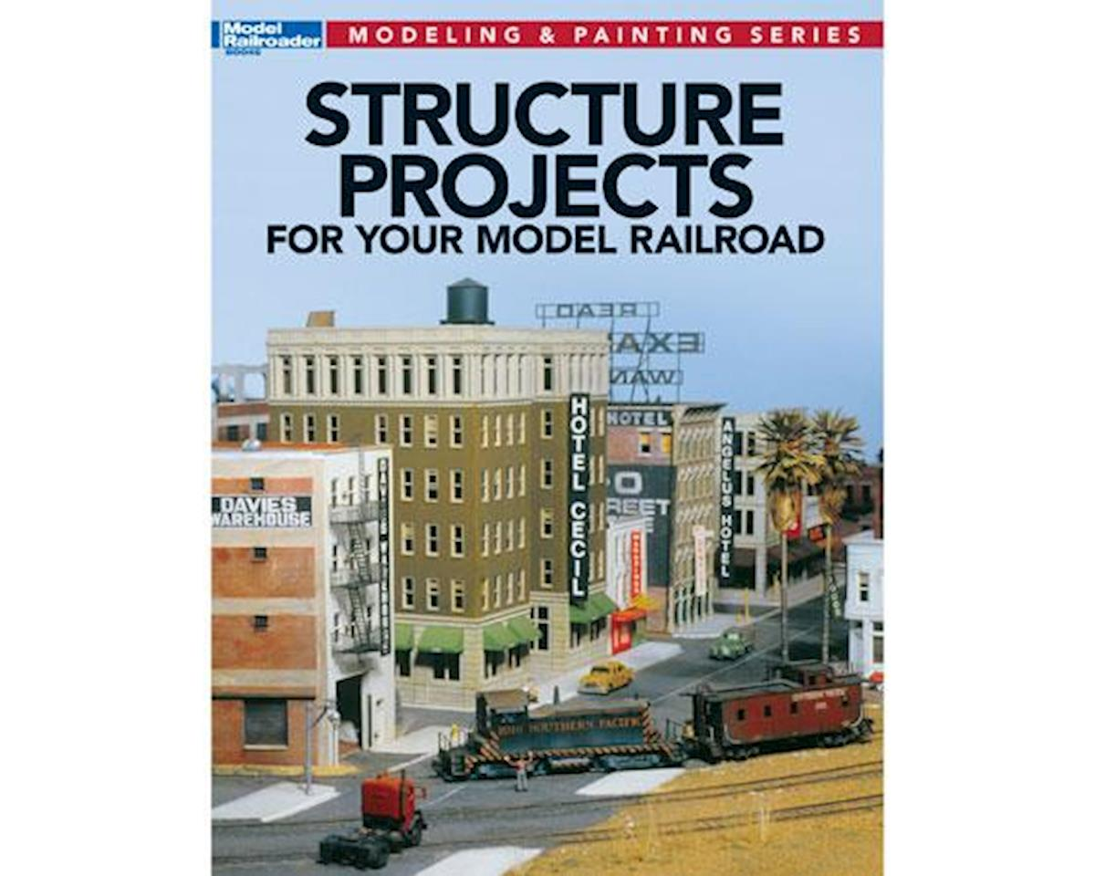 Kalmbach Publishing Structure Projects for your Model Railroad