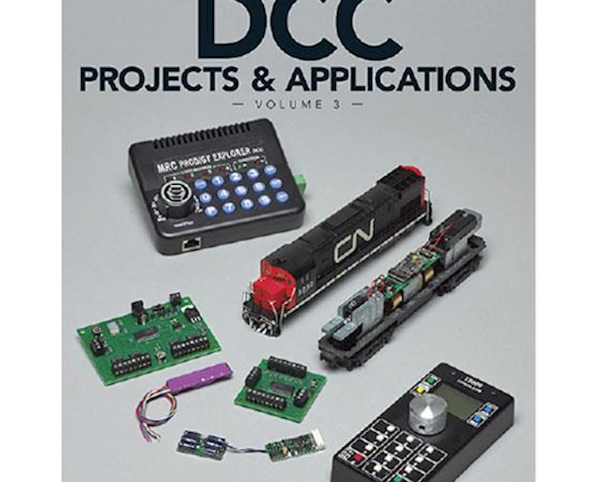 Kalmbach Publishing DCC PROJECTS APP VOL 3