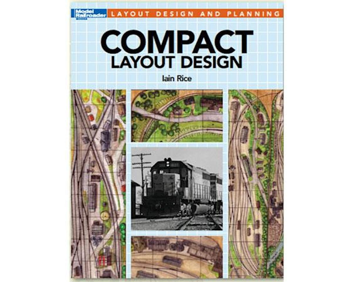 Kalmbach Publishing COMPACT LAYOUT DESIGN