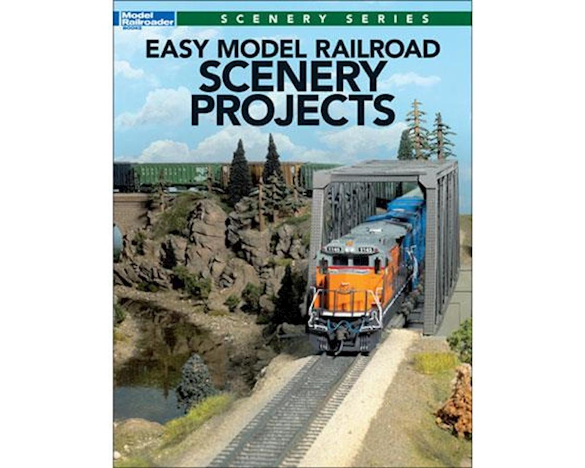 Kalmbach Publishing Easy Model Rail Road Scenery