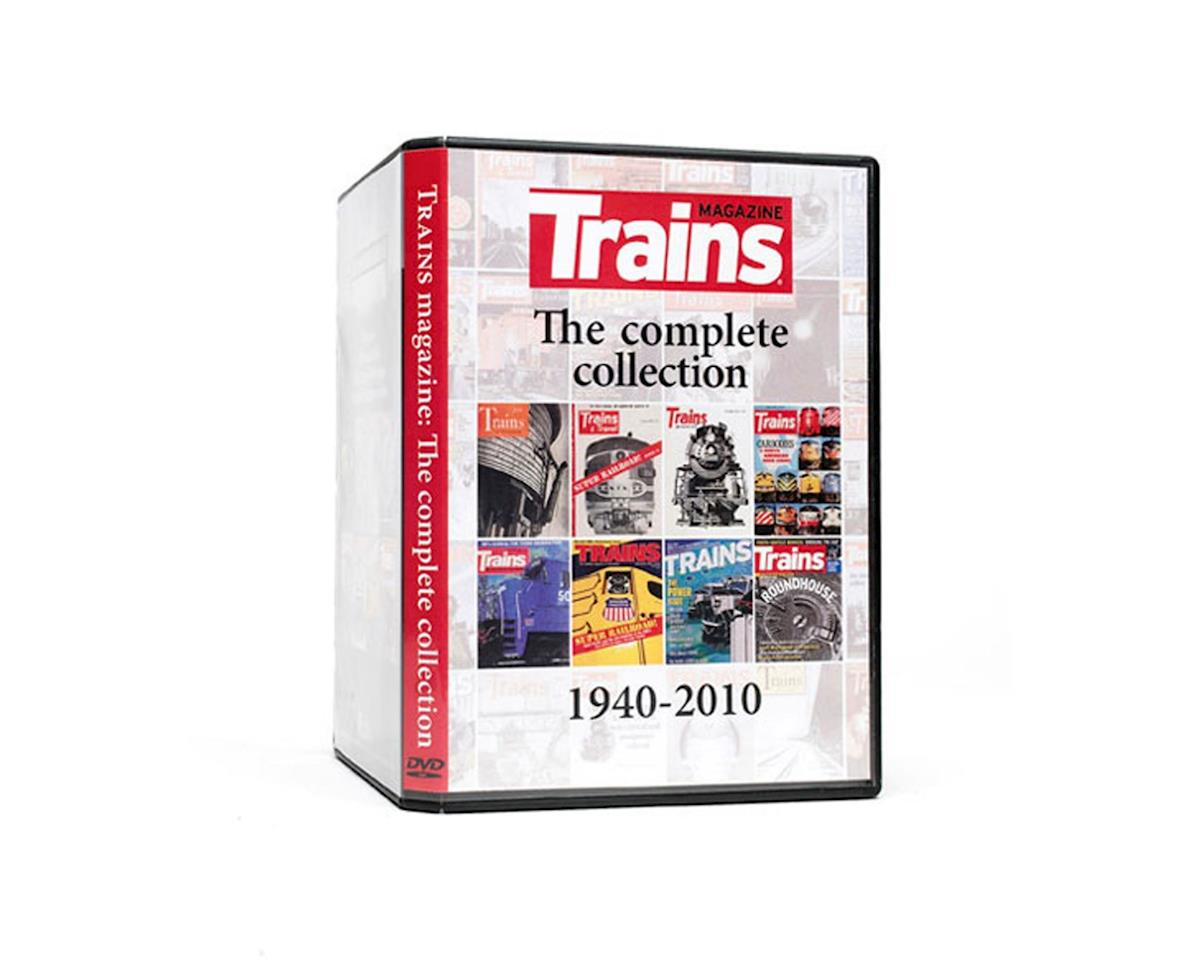 Kalmbach Publishing 70 Years of Trains DVD