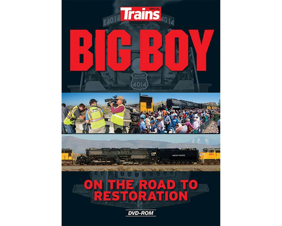 Kalmbach Publishing Big Boy: On the Road to Restoration DVD