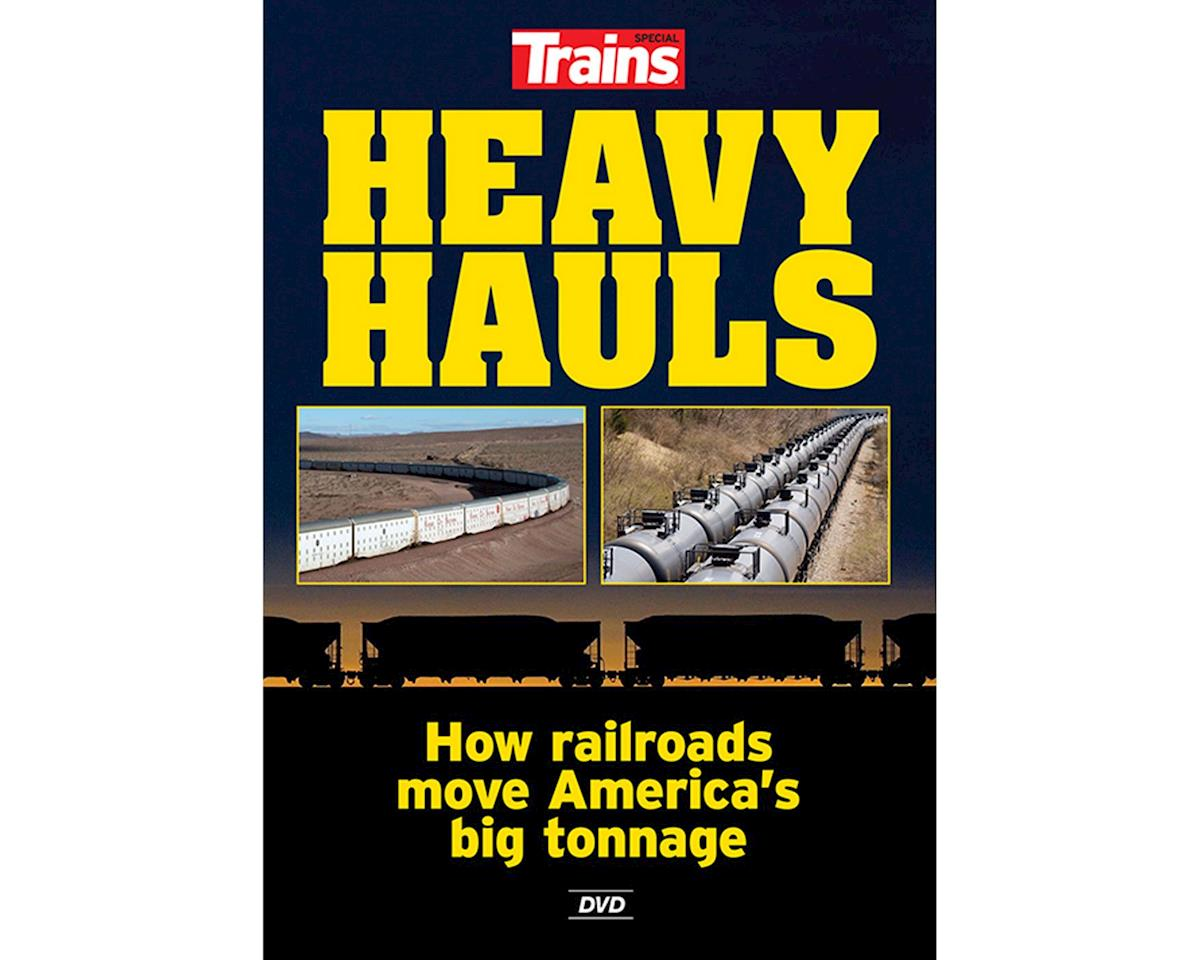 Kalmbach Publishing Heavy Hauls DVD