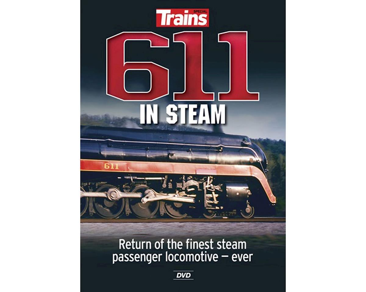 Kalmbach Publishing 611 in Steam DVD
