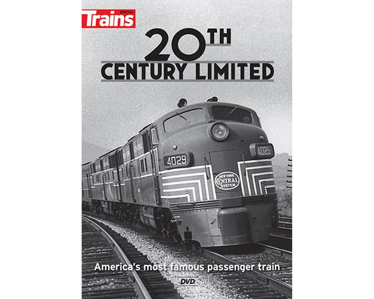 Kalmbach Publishing 20TH CENTURY LIMITED DVD