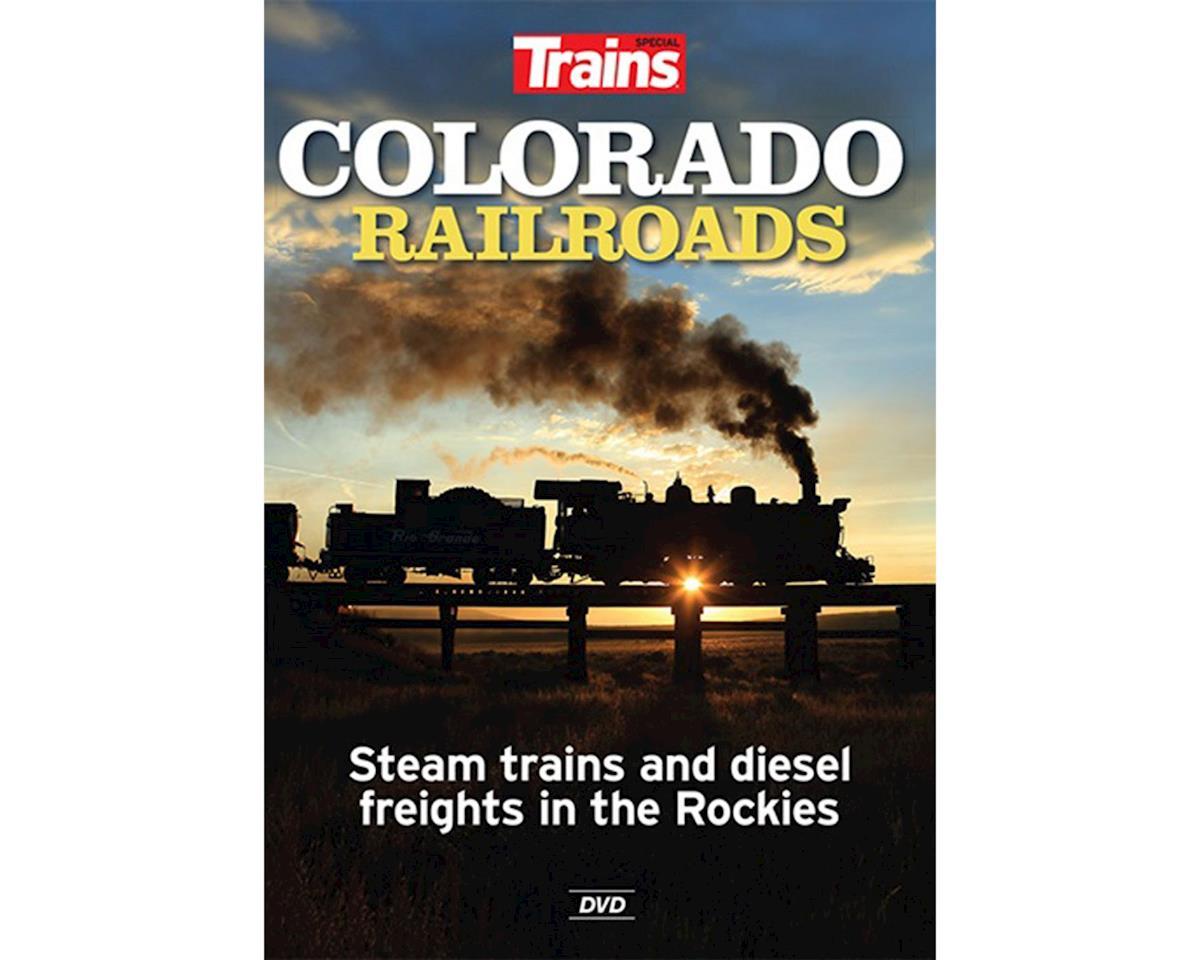 Kalmbach Publishing COLORADO RAILROADS DVD