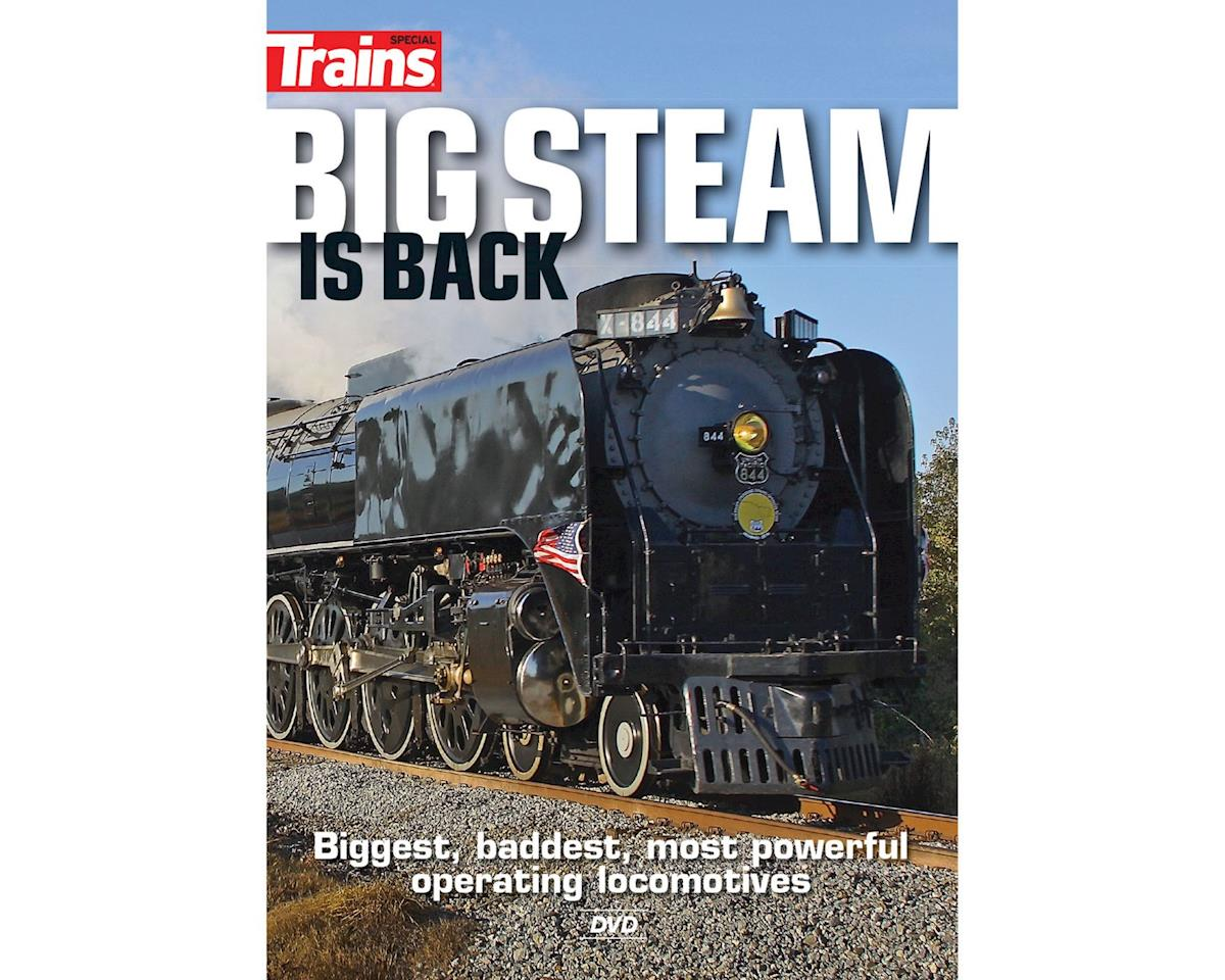 Kalmbach Publishing Big Steam is Back DVD