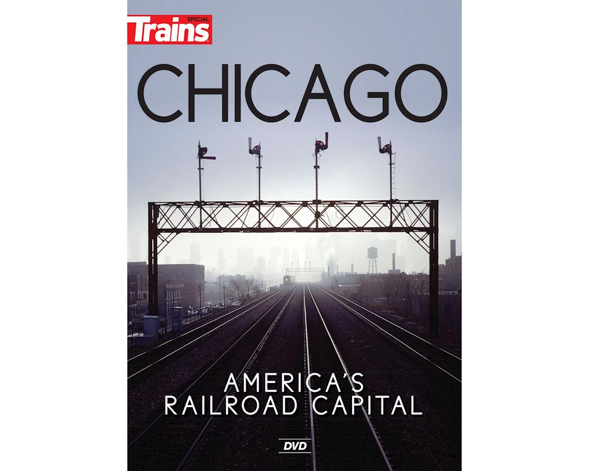 Kalmbach Publishing Chicago America's ModelRailroad Capital DVD