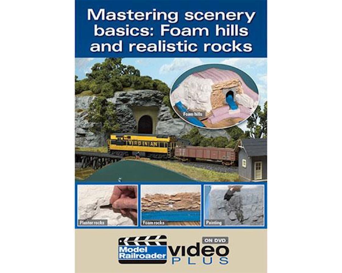Kalmbach Publishing MR VIDEO PLUS ROCK SCENE