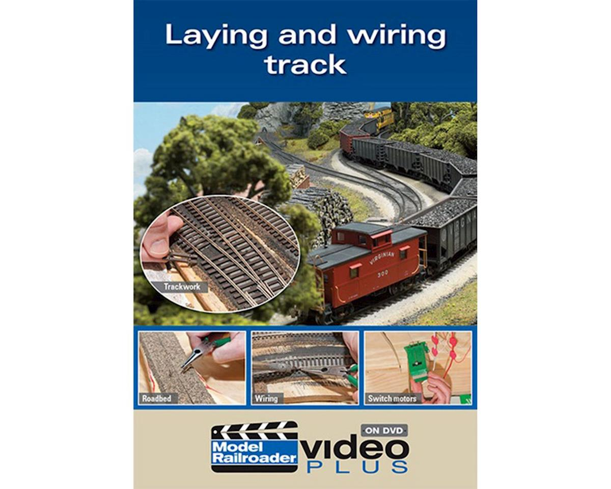 Kalmbach Publishing Laying and Wiring Track DVD