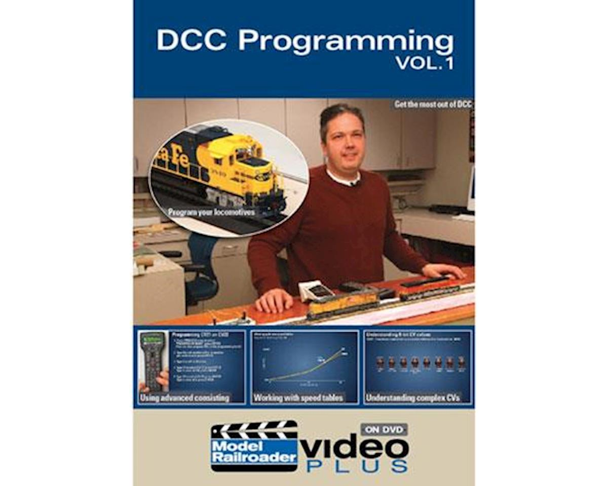 Kalmbach Publishing DCC Programming Volume 1 DVD