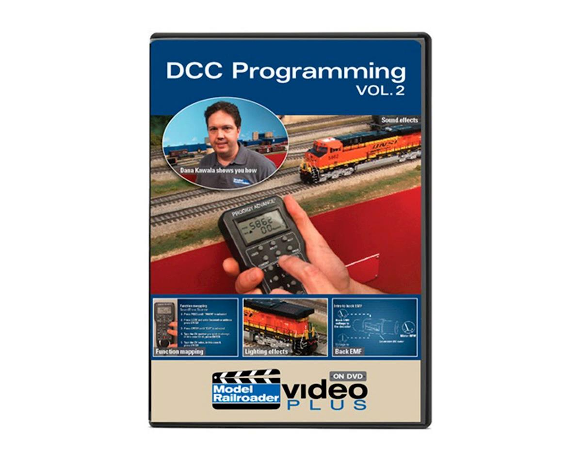 MR DCC PROGRAMMING V2 DVD by Kalmbach Publishing