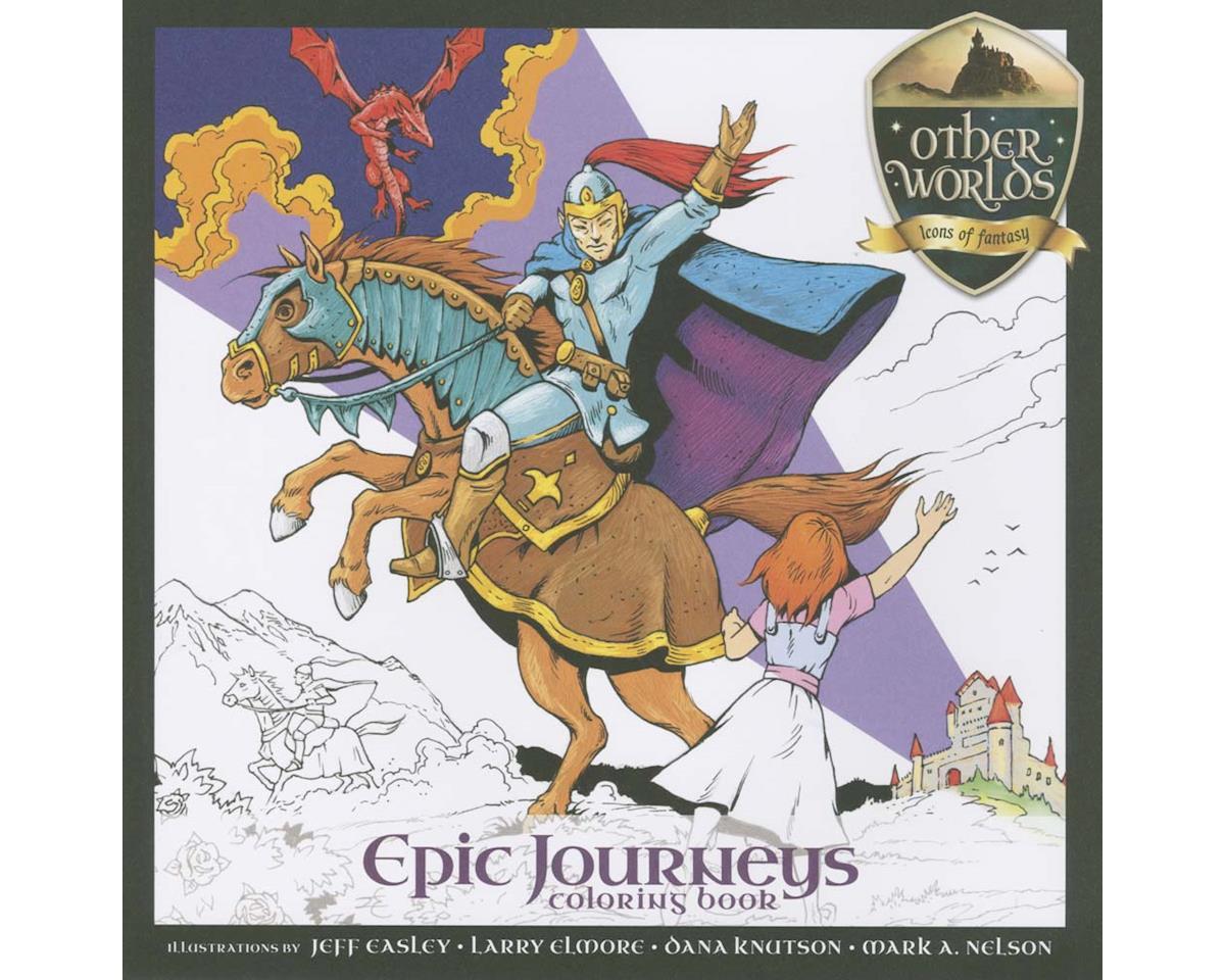 Kalmbach Publishing 52003 Epic Journey's Color Book