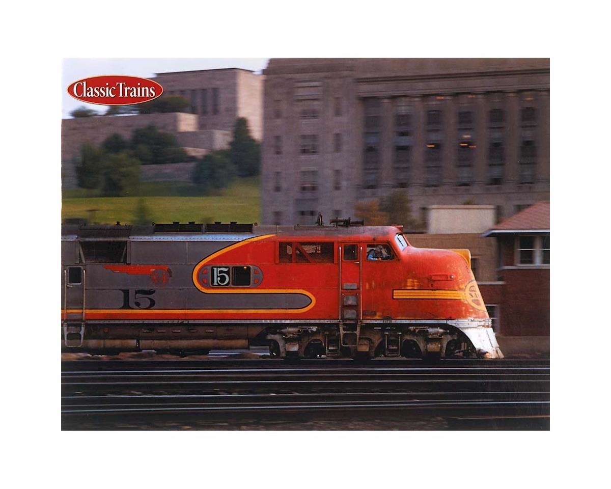 81073 Classic Trains Santa FE E6 No.15 550pcs