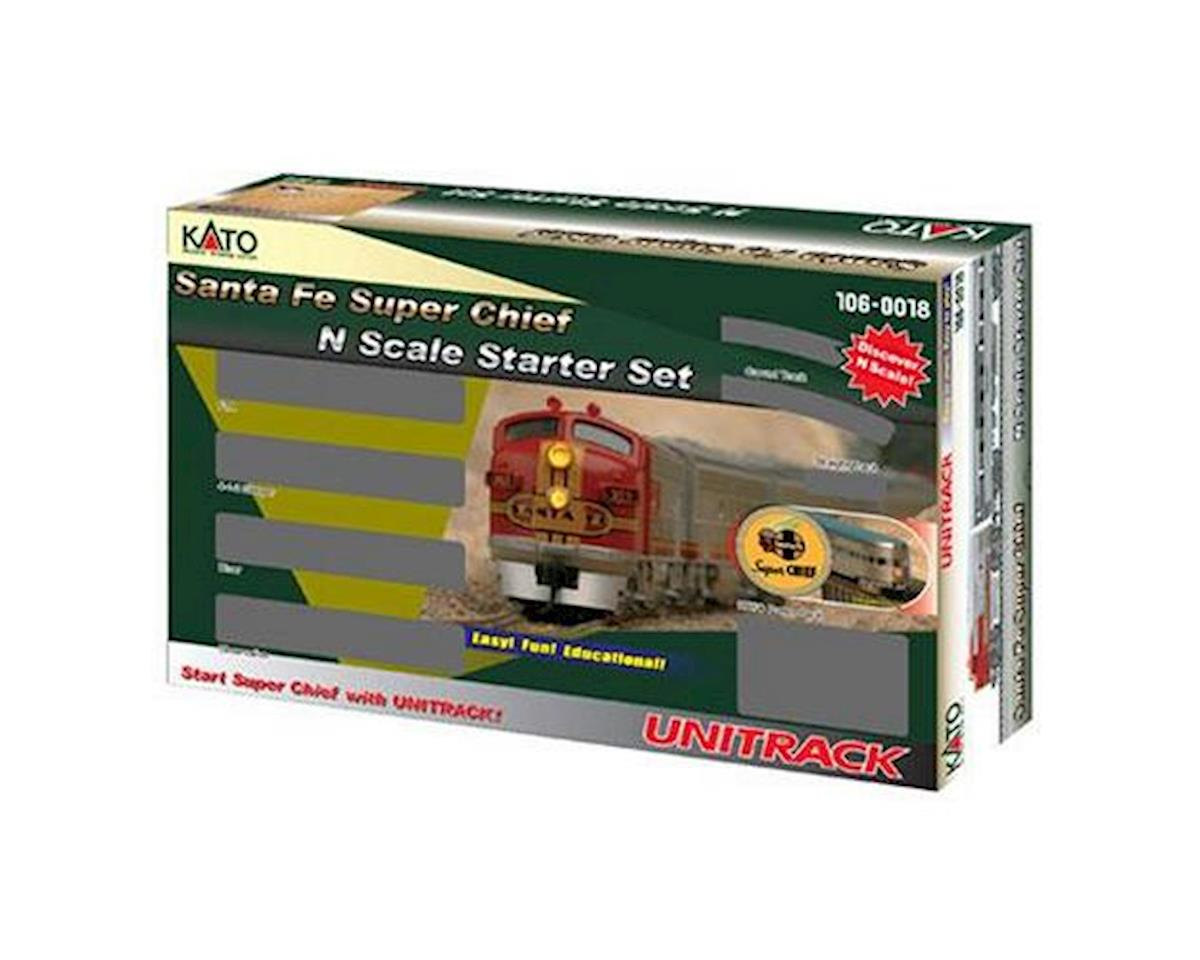 Kato N Super Chief Starter Set, SF