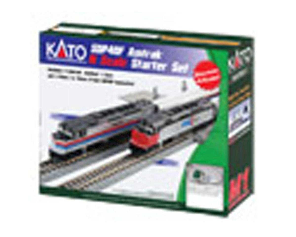 Kato N SDP40F Starter Set, Amtrak/Phase II