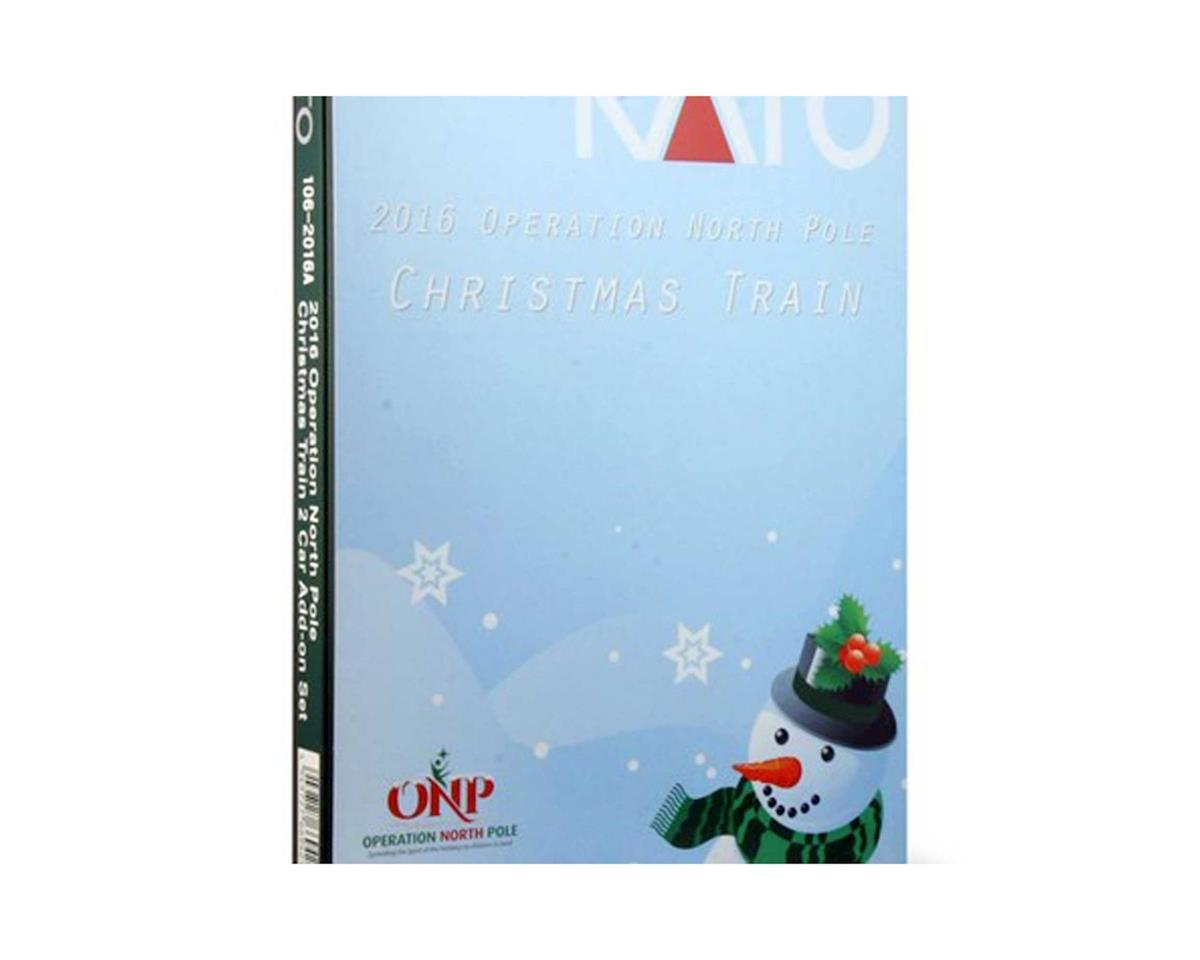 Kato N Operation North Pole Christmas AddOn Set 2016(2)