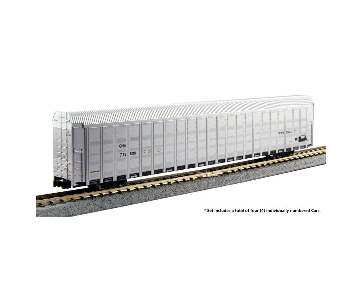 Kato N Aluminum Auto Carrier, CN #1 (4)