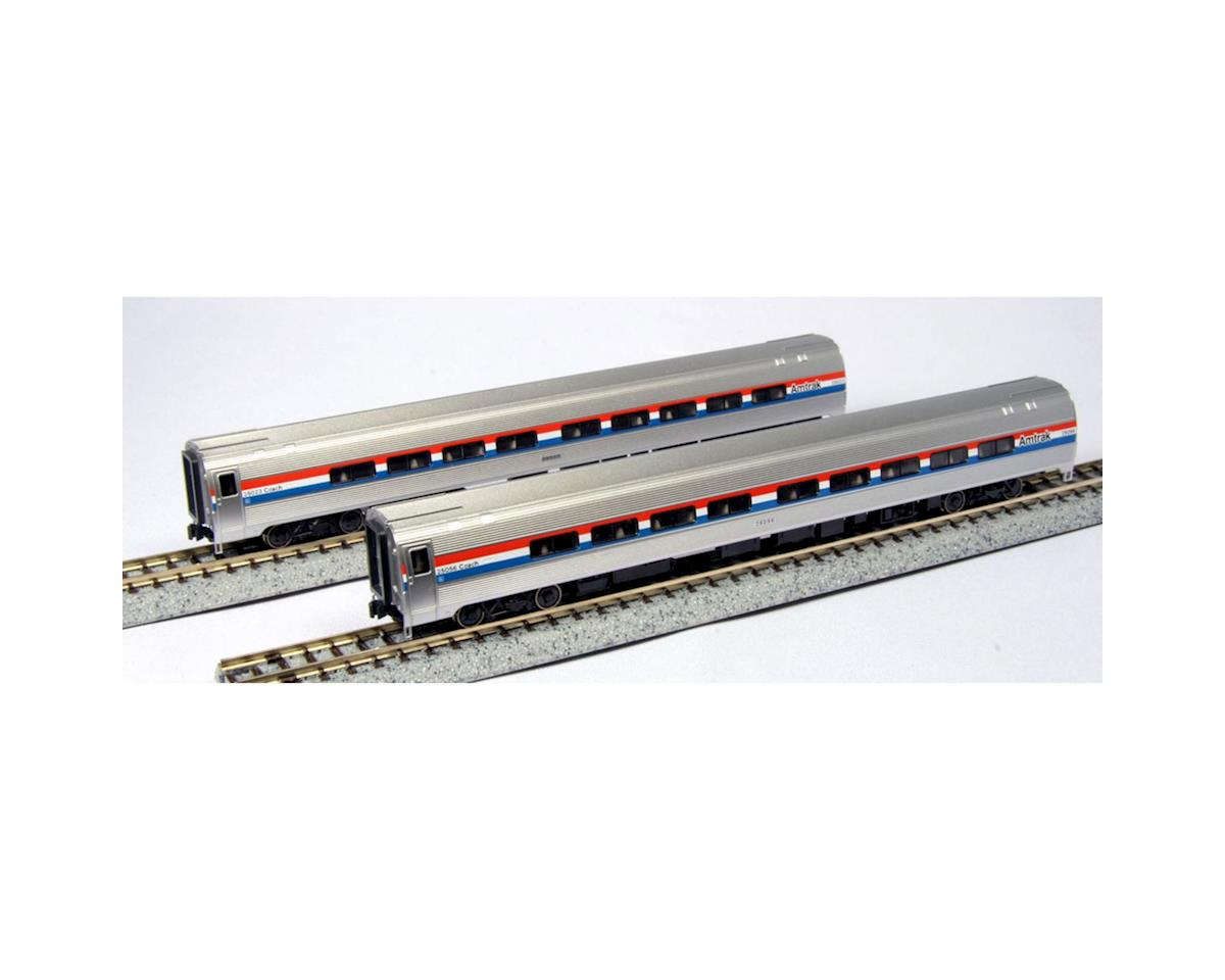 Kato N Amfleet Add-On, Amtrak/Phase III A (2)
