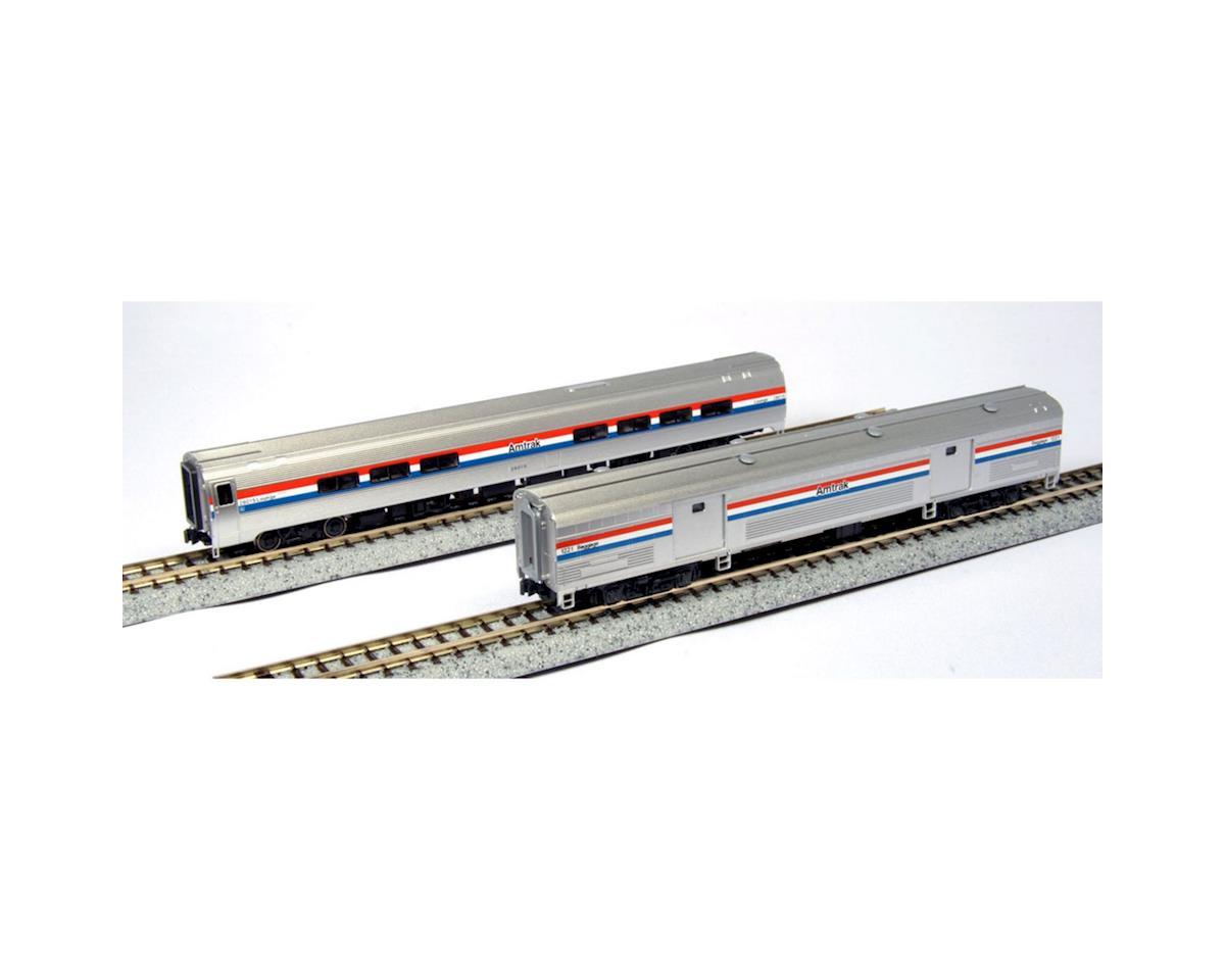 Kato N Amfleet Add-On, Amtrak/Phase III B (2)