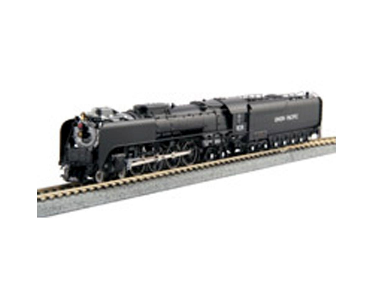 Kato N FEF-3 4-8-4, UP/Black Freight #838