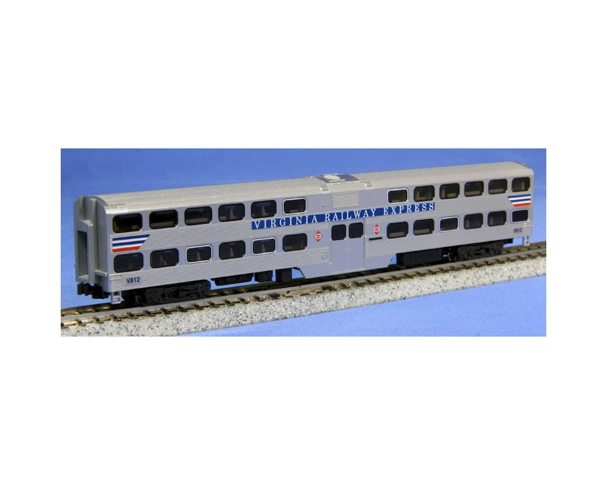 Kato N Bi-Level Coach, VRE #V818