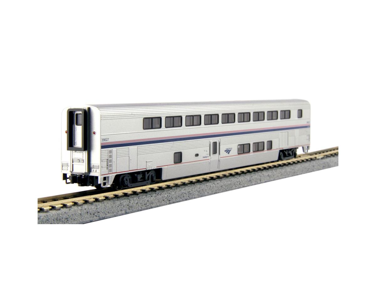 Kato N Superliner II Sleeper, Amtrak/Phase IVb #39027