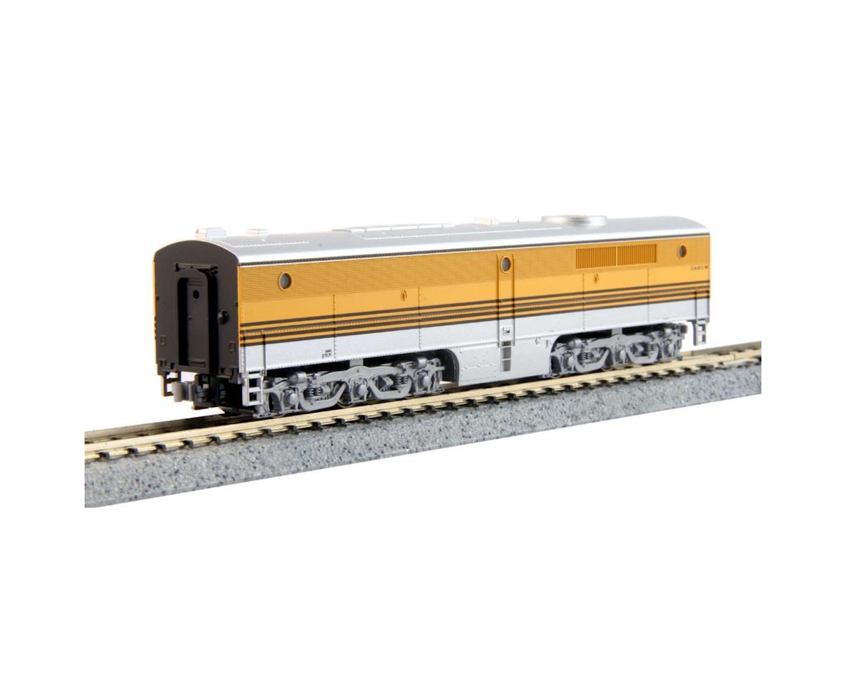 Kato N PB1 w/DCC, D&RGW/4 Stripe