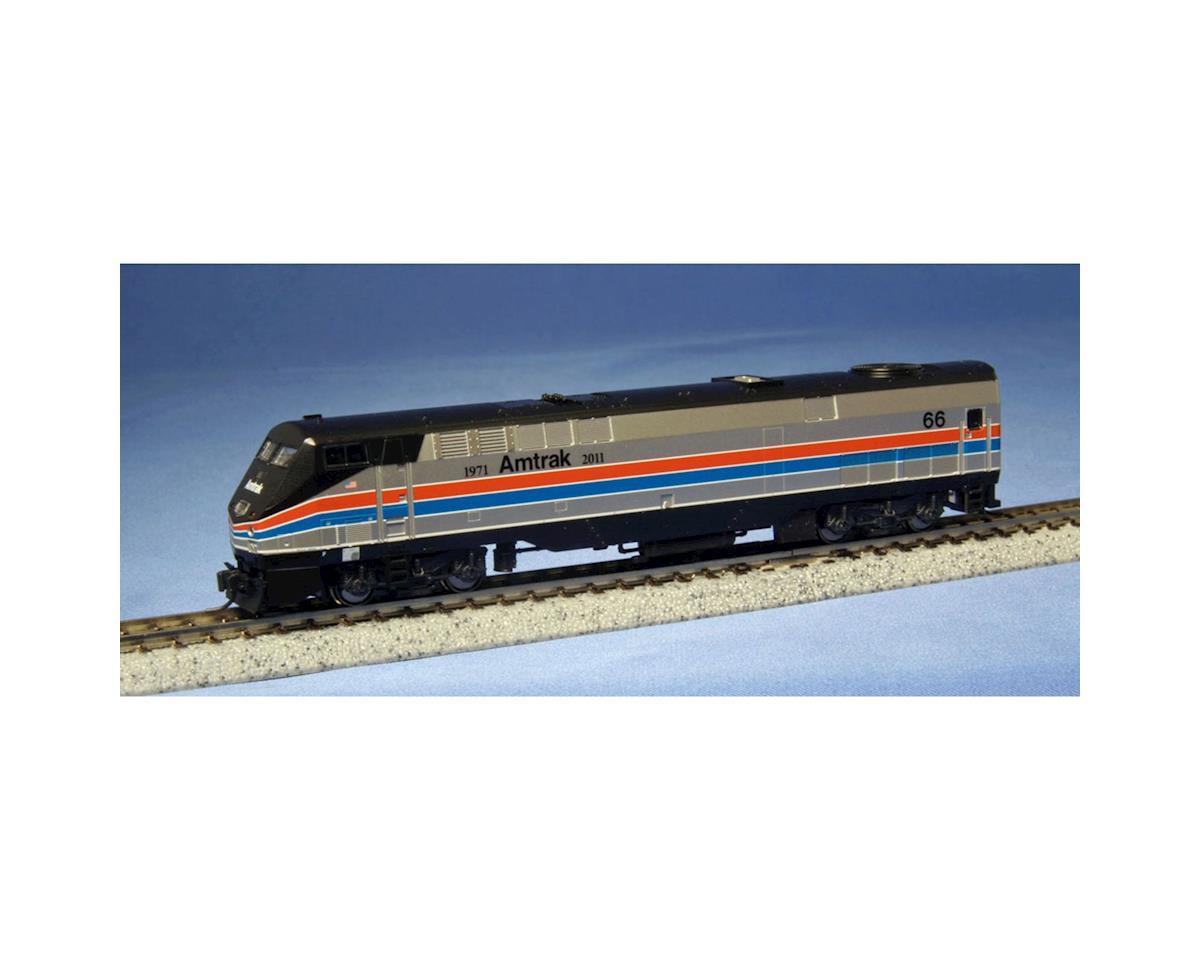 Kato N P42 Genesis, Amtrak/Ph II/40th Anniversary #66