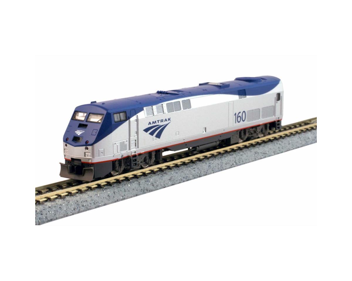 Kato N P42 Genesis w/DCC, Amtrak Phase V/Late #160