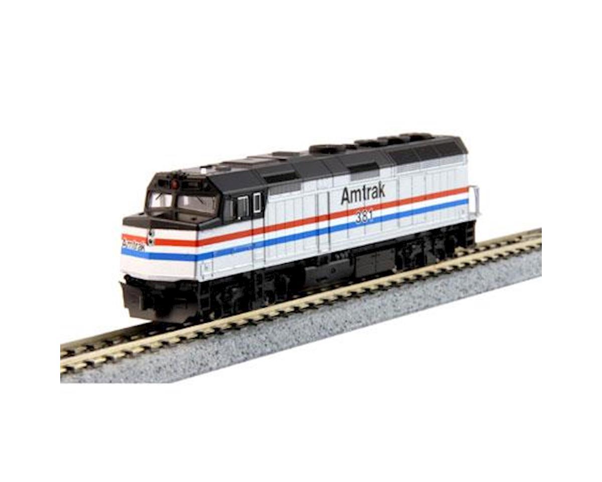 Kato N F40PH, Amtrak/Phase III #381