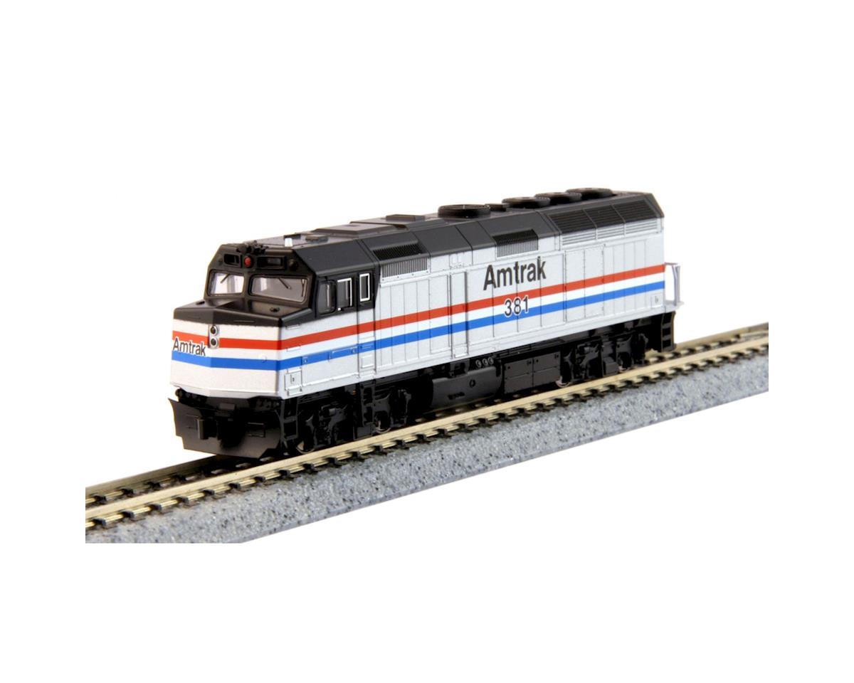 Kato N F40PH w/DCC, Amtrak/Phase III #381