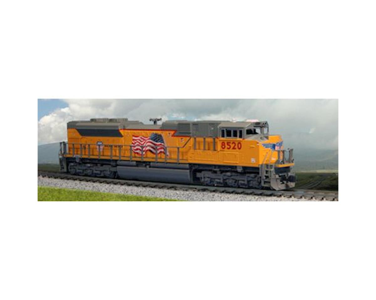 Kato N SD70ACe, UP/Flag #8444