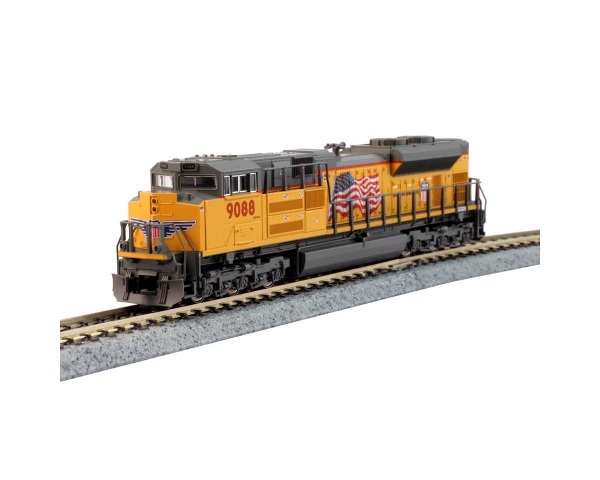 N SD70ACe UP #9088