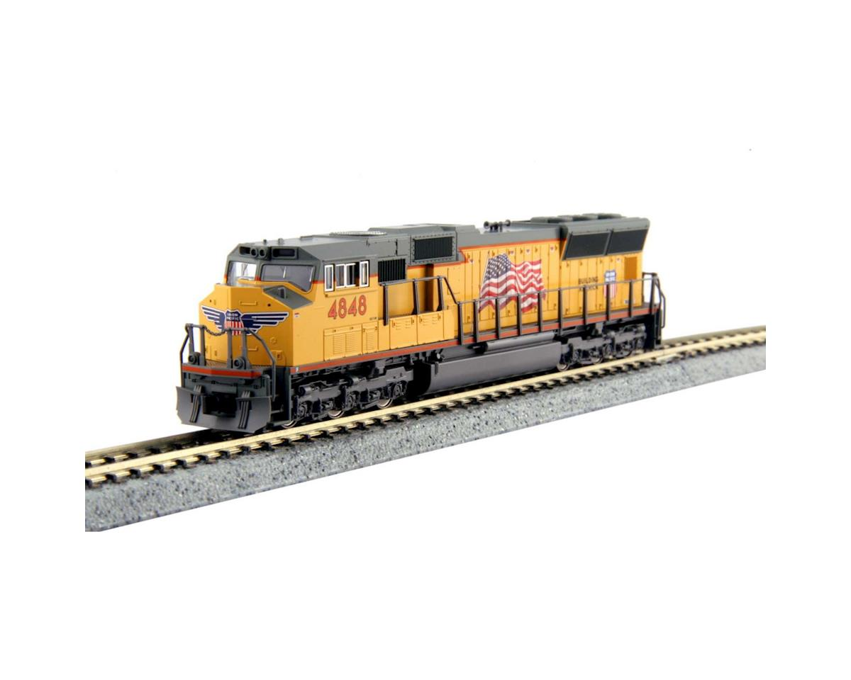 Kato N SD70M w/DCC, UP #4848