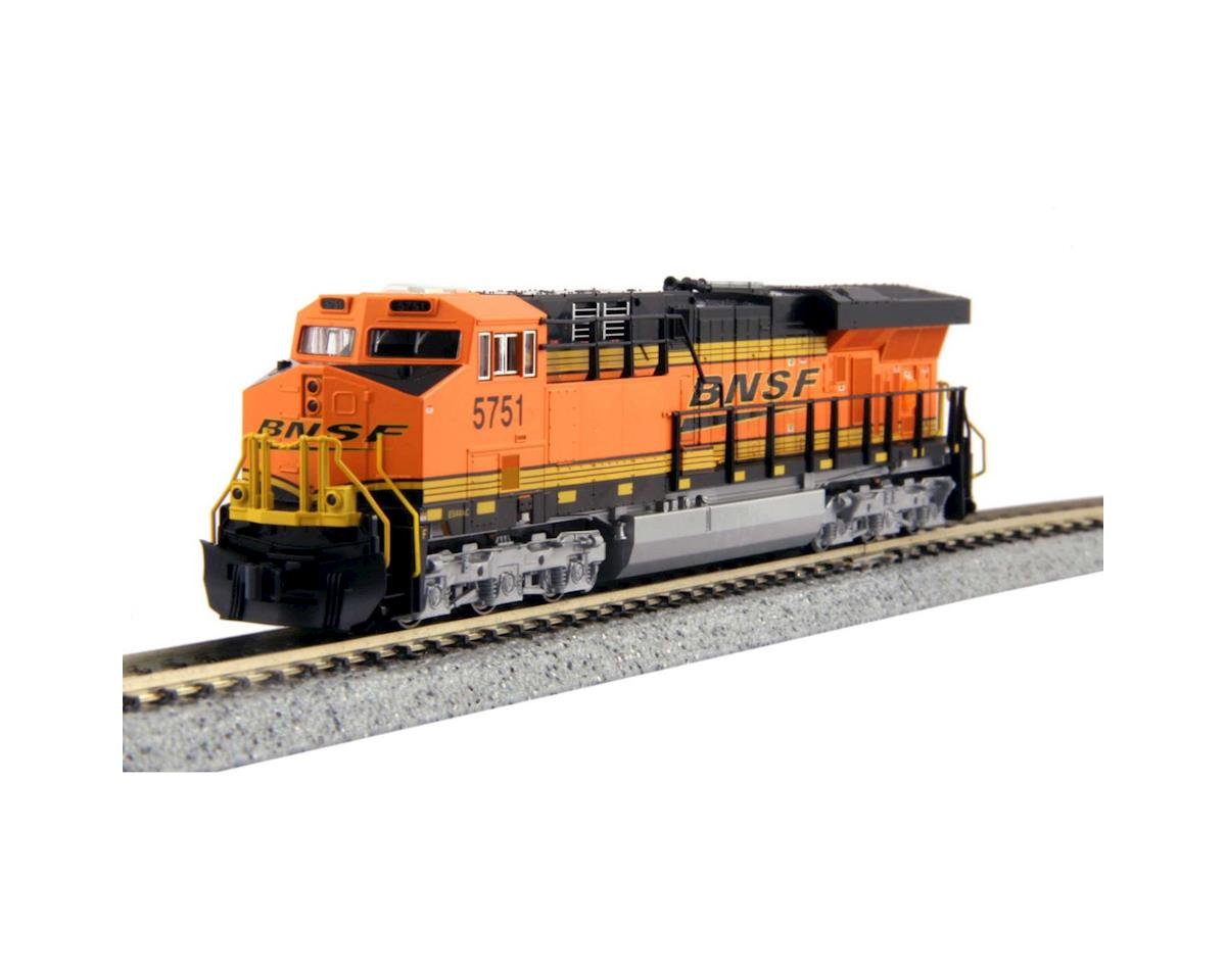 Kato N ES44AC, BNSF #5751