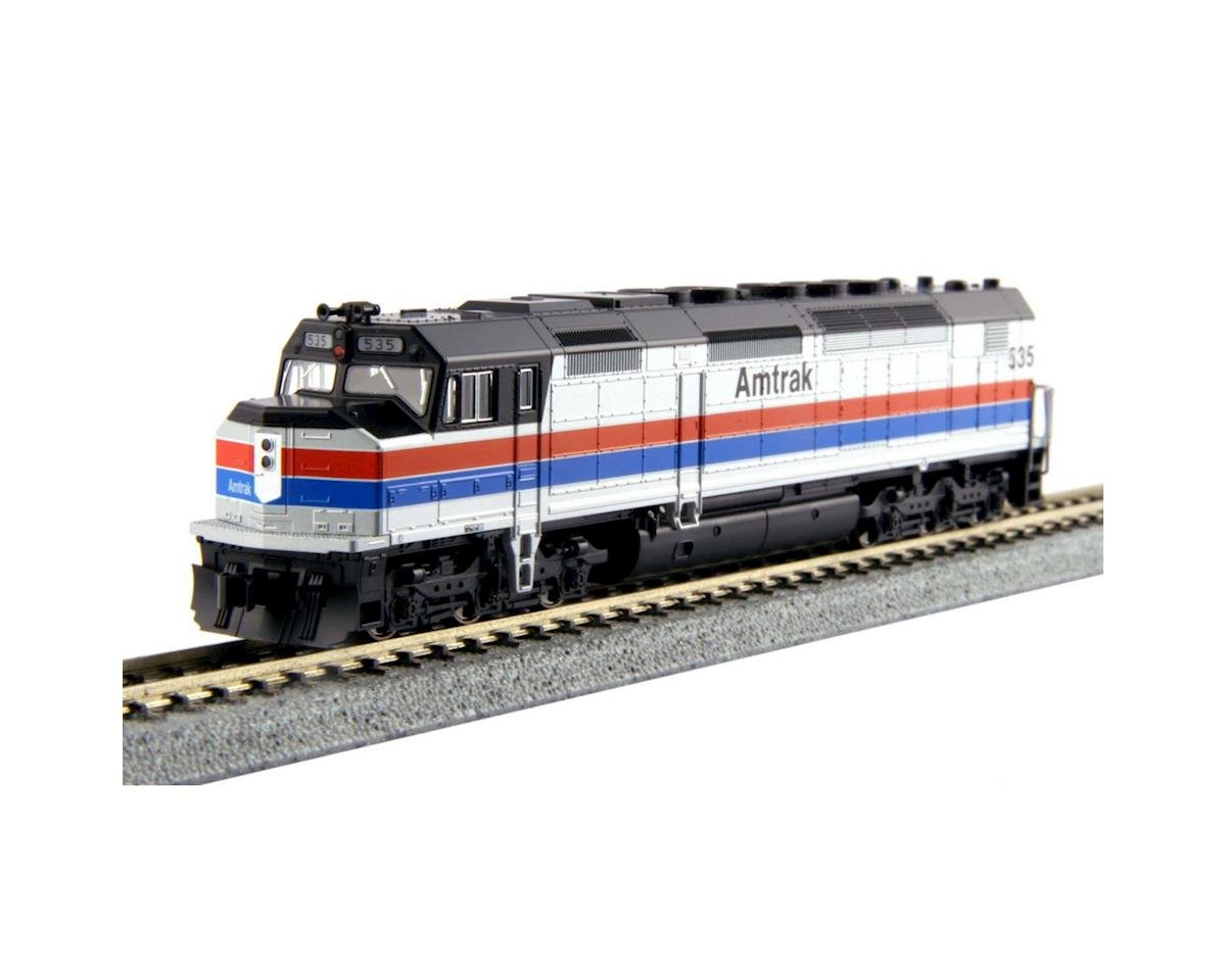 Kato N EMD SDP40F Type 1 w/DCC, Amtrak Phase II #535