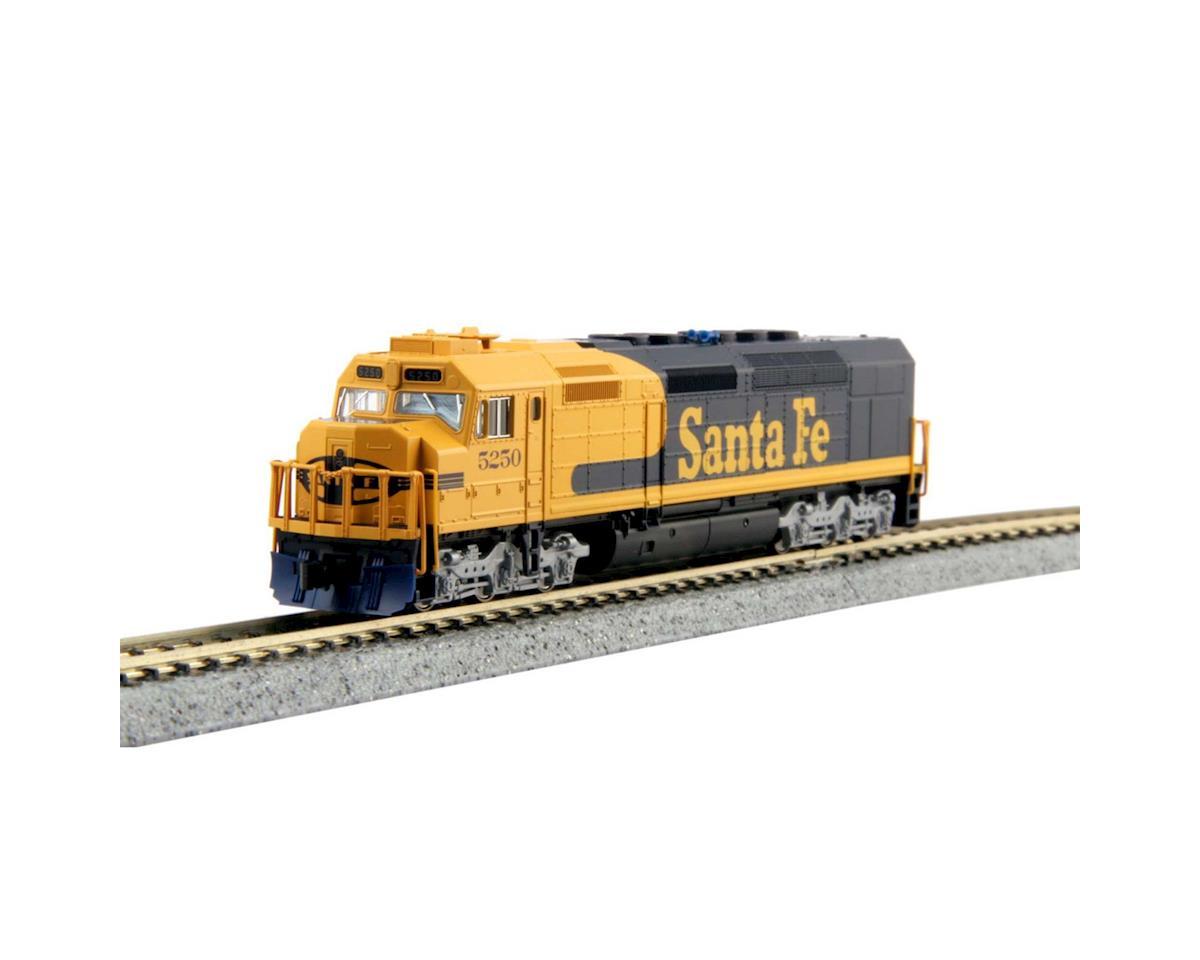 Kato N EMD SDP40F Type 4a w/DCC, Santa Fe Freight #5250