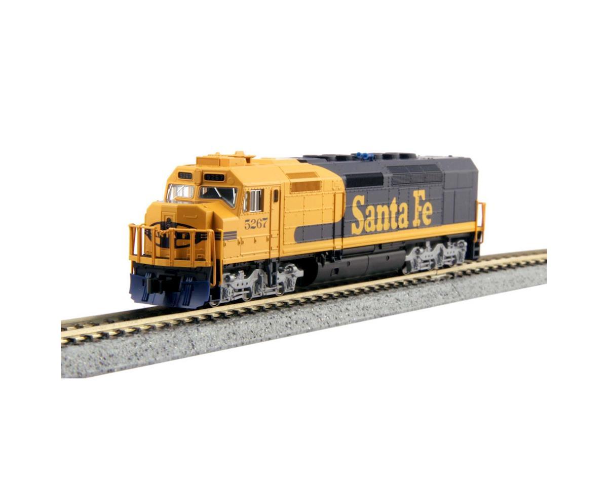 Kato N EMD SDP40F Type 4a w/DCC, Santa Fe Freight #5267