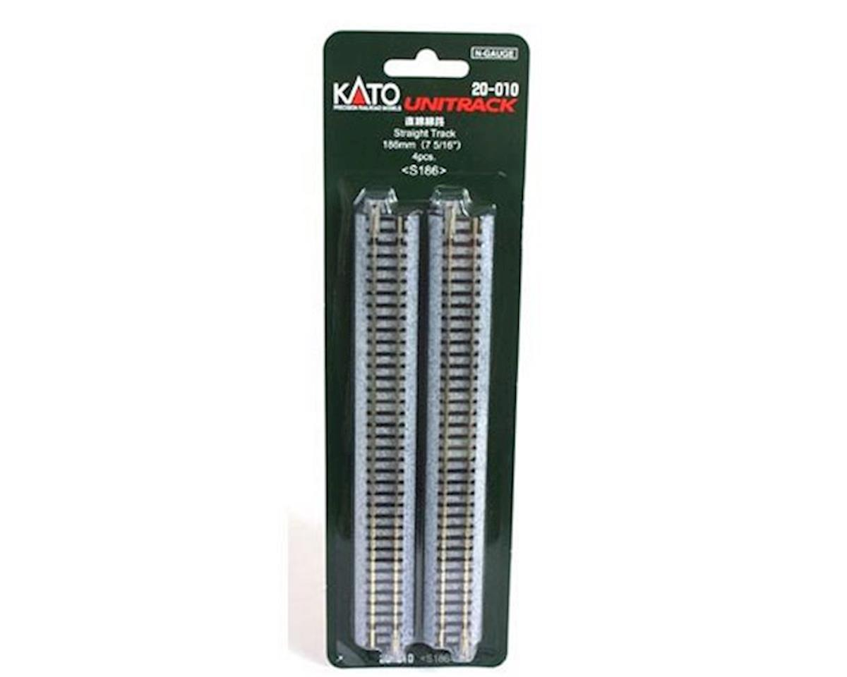 "Kato N 62mm 2-7/16"" Straight (4)"