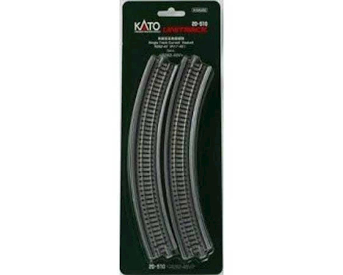 "Kato N 282mm 11"" Radius 45-Degree Viaduct (2)"